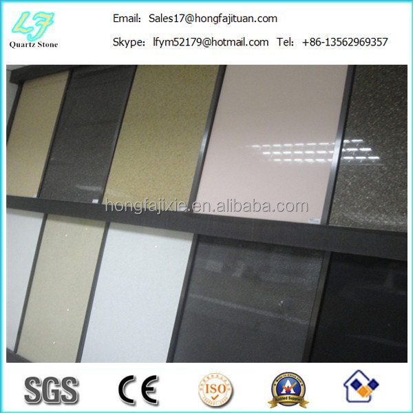 Good hardness engineered quartz stone price, artificial quartz stone countertop wholesale by China provide