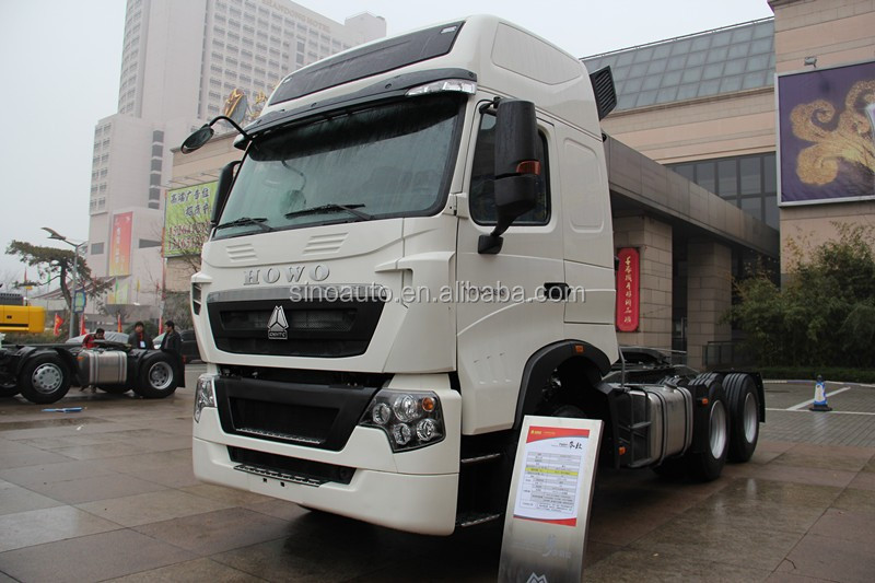 Best Price SINOTRUK 6*4 HOWO T7H Prime Mover