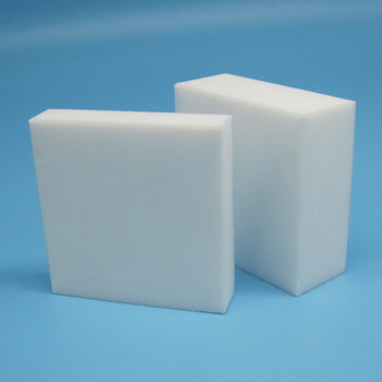 Heat Resistance White Teflon Plate For Electrical And