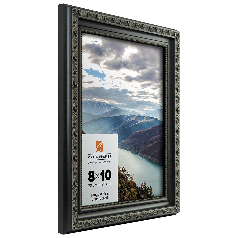 Cheap antique black frame find antique black frame deals on line get quotations craig frames ancien ornate antique black picture frame 11 by 14 inch jeuxipadfo Images