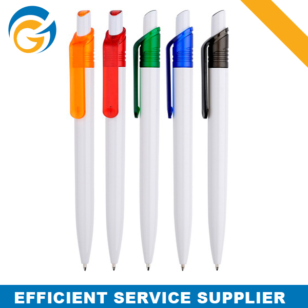 Plastic Ball Pen Ink Pen Free Sample Free Shipping