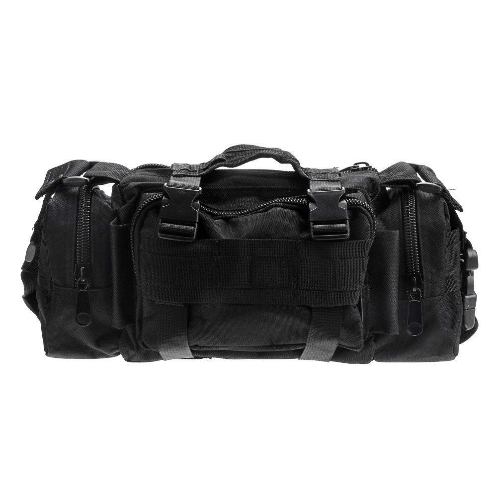 Get Quotations · LIVIQILY Tactical Hunting Tackle Bag Molle Single Shoulder  Backpack Bag Pack Outdoor Sports Bag Mountaineering Bag 661e770400227