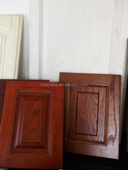 China Made Low Price Solid Wood Carved Kitchen Cabinet Doors - Buy ...