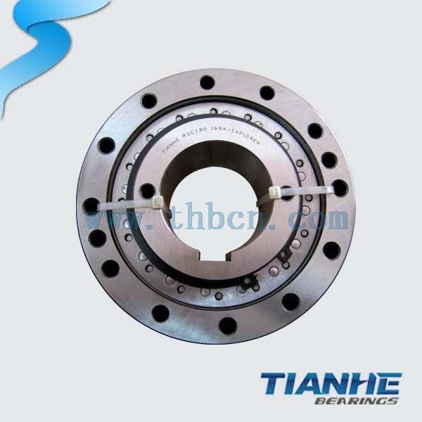 Belt conveyor bearing one way clutch low noise one way lock bearing