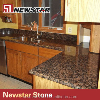 Newstar Prefab Baltic Brown Granite Counter Tops Granite Countertops - Buy  Prefab Countertops,Granite Countertops,Granite Counter Tops Product on ...
