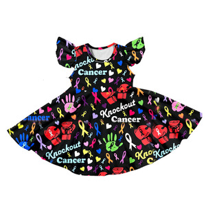 Hot sell fore piece l baby girl lovely and sweet Valentine's onong dress in heart shape in good quality for baby gift