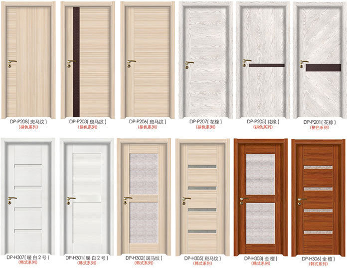 NEW Style Wooden House Standard Sizes Doors Galerie