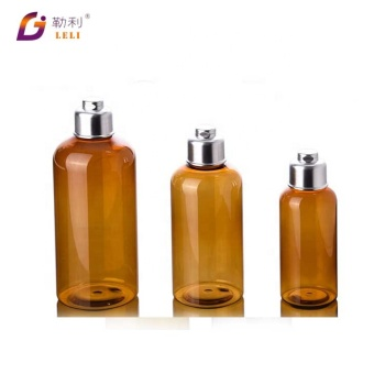 New arrival and modern design 200ml plastic bottle