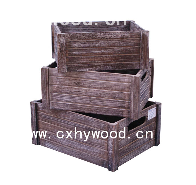 Cheap wooden crates wholesale full size of where can i for Vintage crates cheap