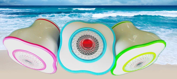 2016 new arrival mini wireless stereo swimming pool - Waterproof speakers for swimming pools ...