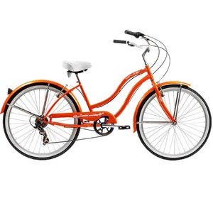 Fashion classic chopper Beach Cruiser Bicycles for lady/beach cruiser for travel vacation 26 inch