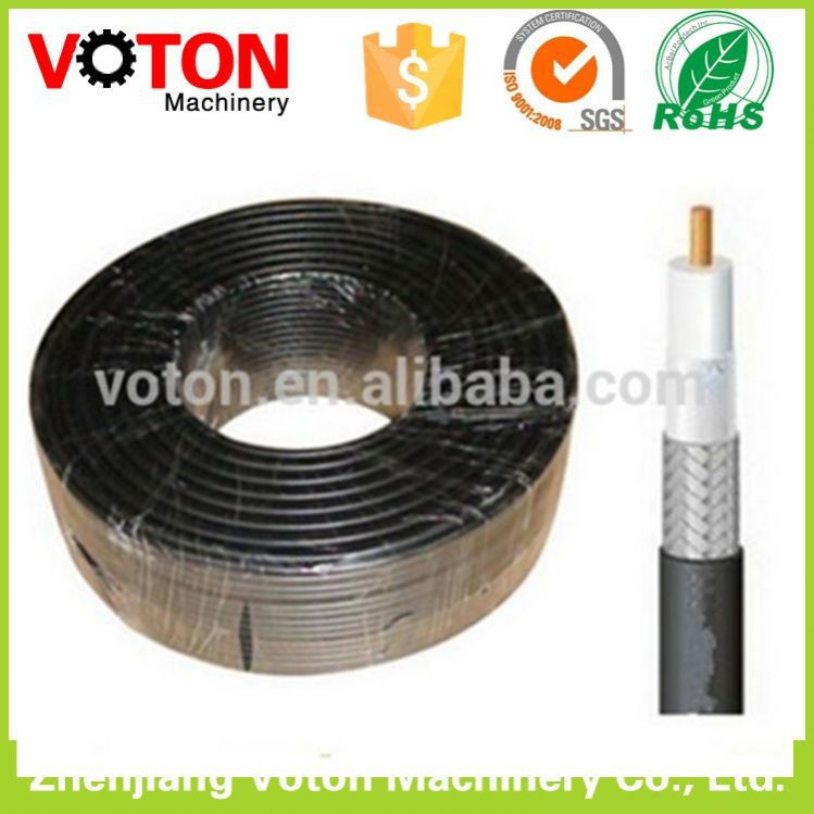 single coaxial tv antenna cable for tv rf n male plug connector