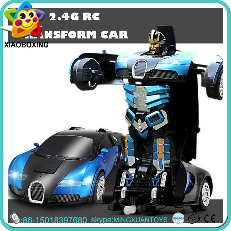 2016 nouveau lectrique t l commande voiture jouet rc batterie exploit robot jouet jouet robot. Black Bedroom Furniture Sets. Home Design Ideas