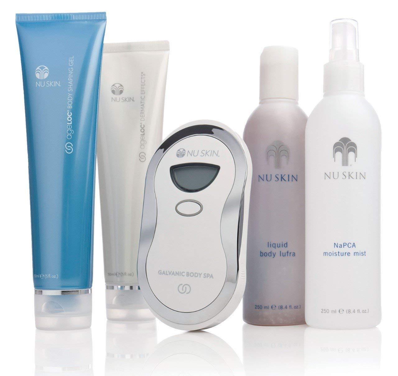 Ageloc Com buy nu skin nuskin ageloc galvanic redesign body spa system