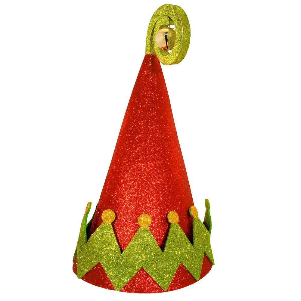 Metal Elf Hat For Top