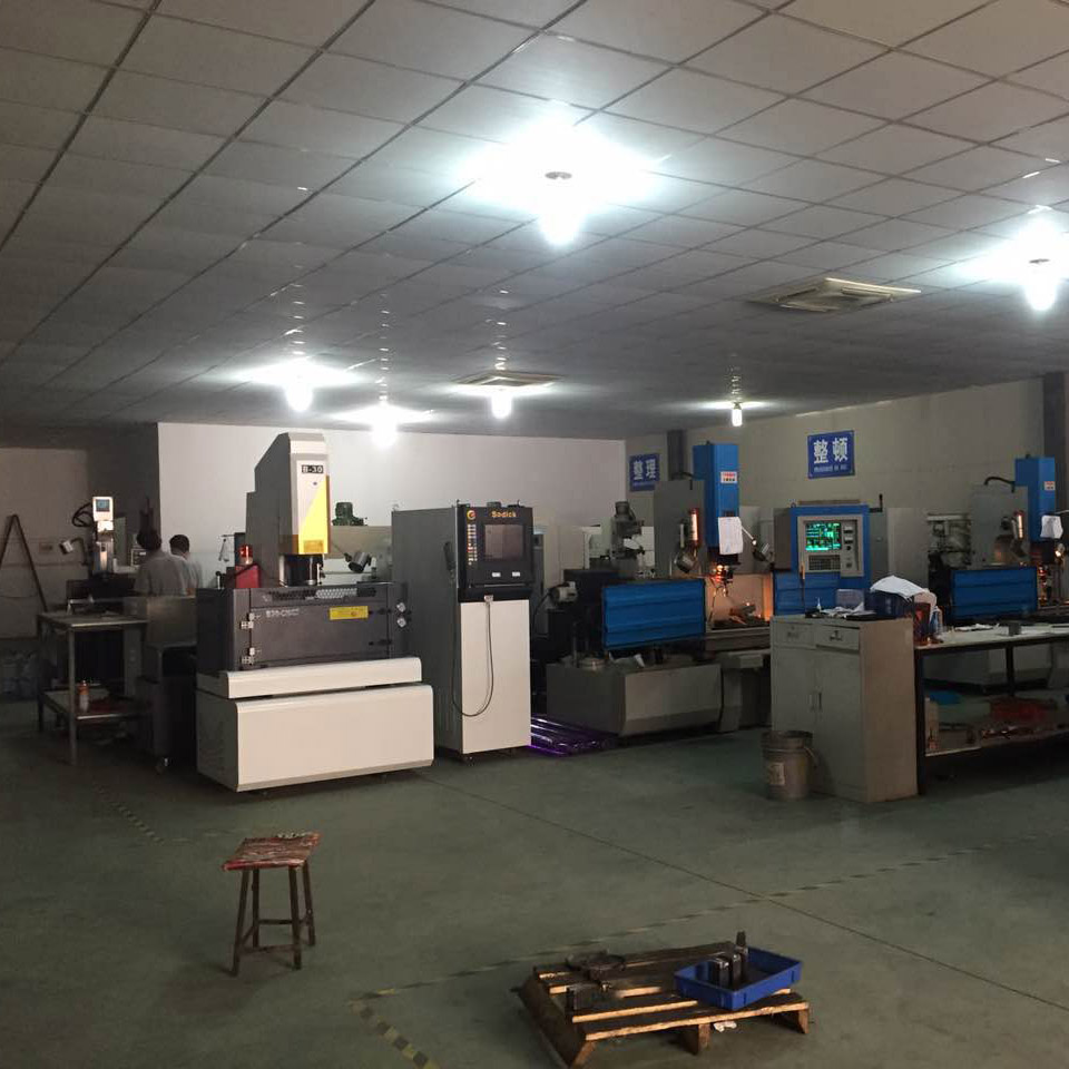 Company Overview - Kunshan Yishida Mould Machinery Factory