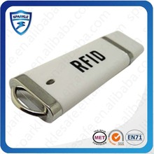 Bluetooth sd memory card rfid uhf handheld emv lettore di cellulare