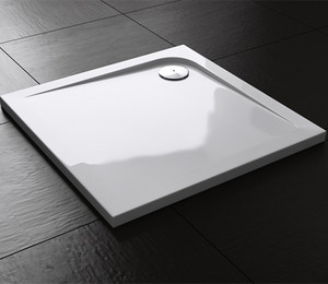 Acrylic cheap deep shower tray