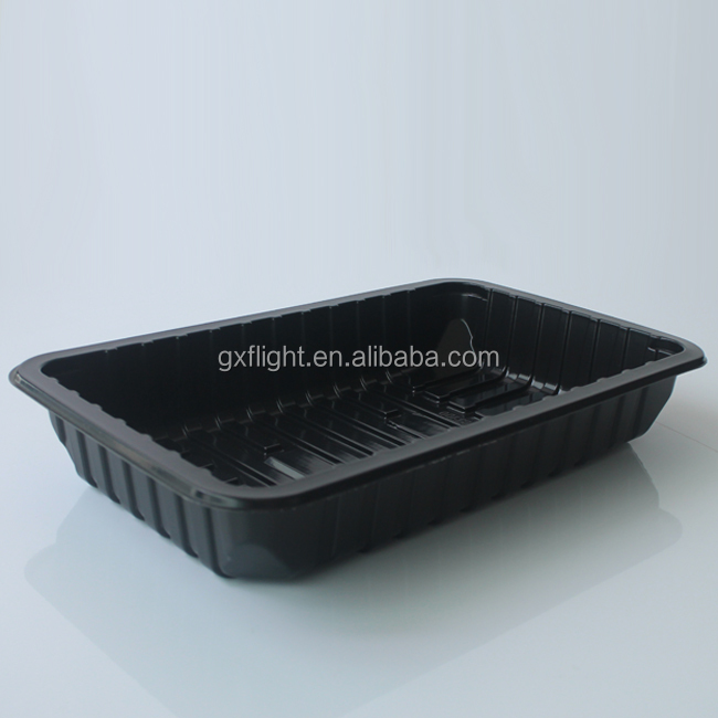 High barrier to oxygen PP EVOH tray