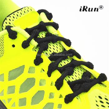 383f422f3f3 Nunca corbata triatlón elástico cordones con nudos para zapatillas de  deporte-caliente-Venta de