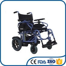 Factory direct supplier uniqe design liquid coated wheel chair electric wheelchair