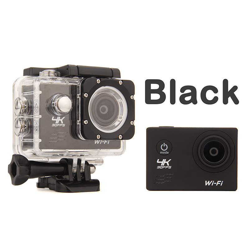 MDV600 High-Quality waterproof 1080P WiFi Sport Action Camera with 2.0 inch screen