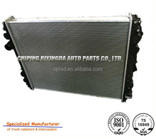 Engine cooling system water radiator for Freightliner Century Columbia,FL,FLD112-120
