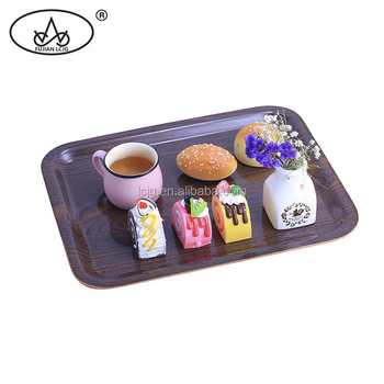 2017 Alibaba best supply cork wooden breakfast tray wholesale
