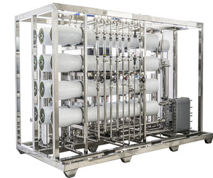 Ultrapure Water Treatment RO EDI System for Pharmaceutical Industry