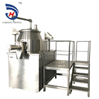 rapid high shear mixer granulators mirror polish