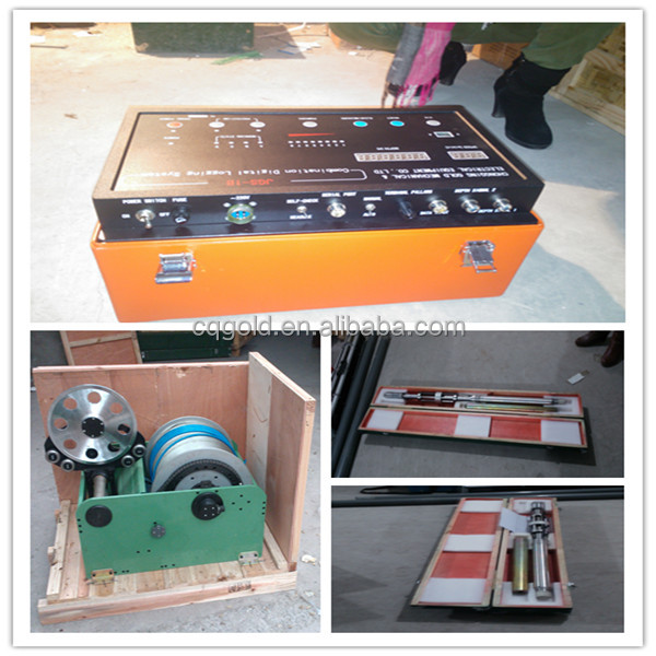 Geological Borehole Logging System Gamma Ray Logger, Gamma Gamma Well Logging System