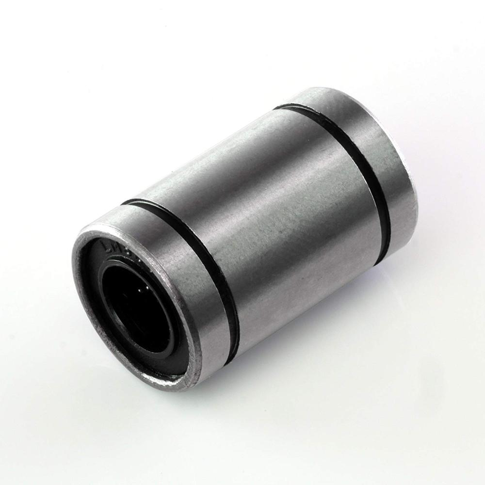LM16UU Closed Linear Bushing Bearing with Rubber Seals 16x28x37mm
