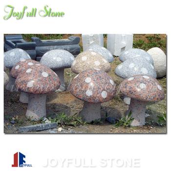 Charmant Garden Decorative Stone Mushrooms, Stone Ornaments