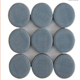 plastic heavy furniture sliders, teflon furniture glides for chairs