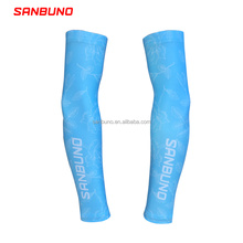 Custom design quick dry anti UV arm sleeves for outdoor fishing sports