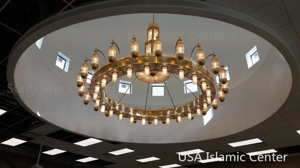 Lampadario Antico Ottone : Illuminazione a sospensione lampadario antico ottone colore arabo
