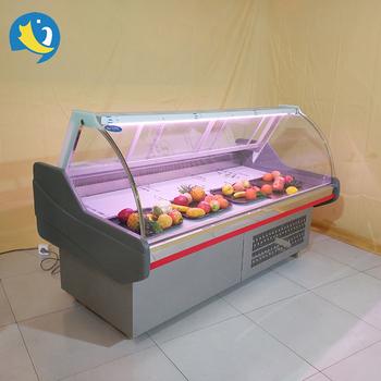 Butchery Kitchen Equipment : New Design Luxury Butchery Equipment Fish Display Refrigerator Seafood Restaurant Equipment Meat ...