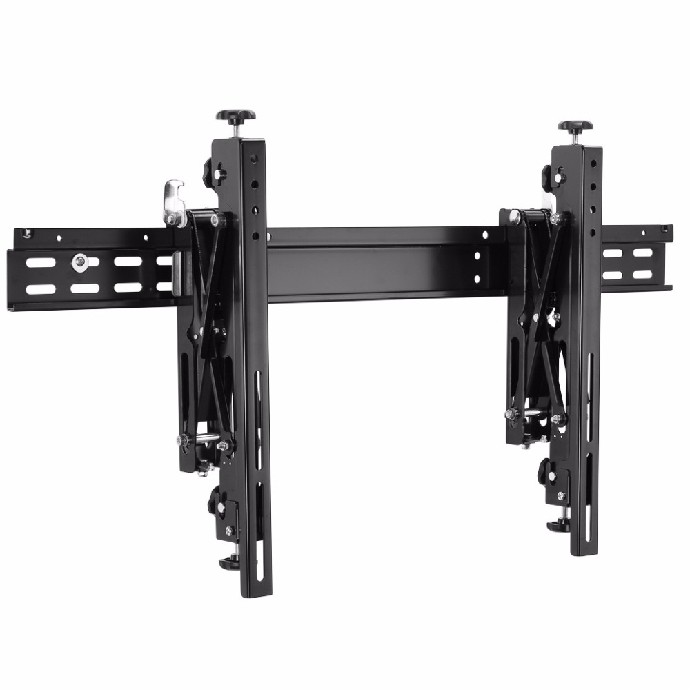VESA 100 ~ 800mm tool-less vídeo interativo tv wall mount bracket