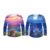 2019 Custom New Sun Safe Upf 50+ Quick Dry Breathable Tournament Fishing Shirts