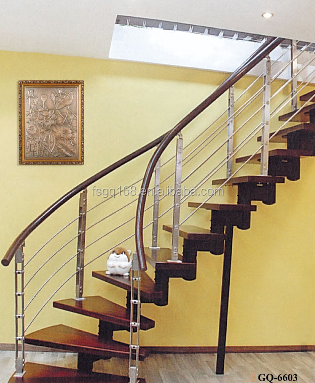 Cast/wrought Iron Spiral Staircase/railing Design