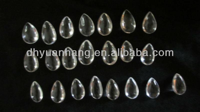 Natural cristales cristales encantador de lágrima gota de agua Fabricantes de fabricación, proveedores, exportadores, mayoristas