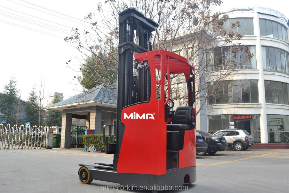 MIMA Reach Truck With Comfortable Seat