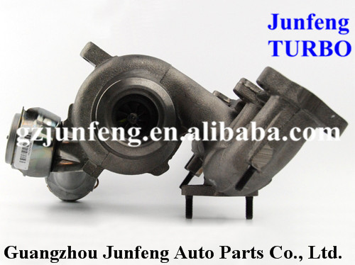 751851-0003 1.9L TDI Engine parts GT1646V Turbocharger for Skoda Octavia II FOR Superb II