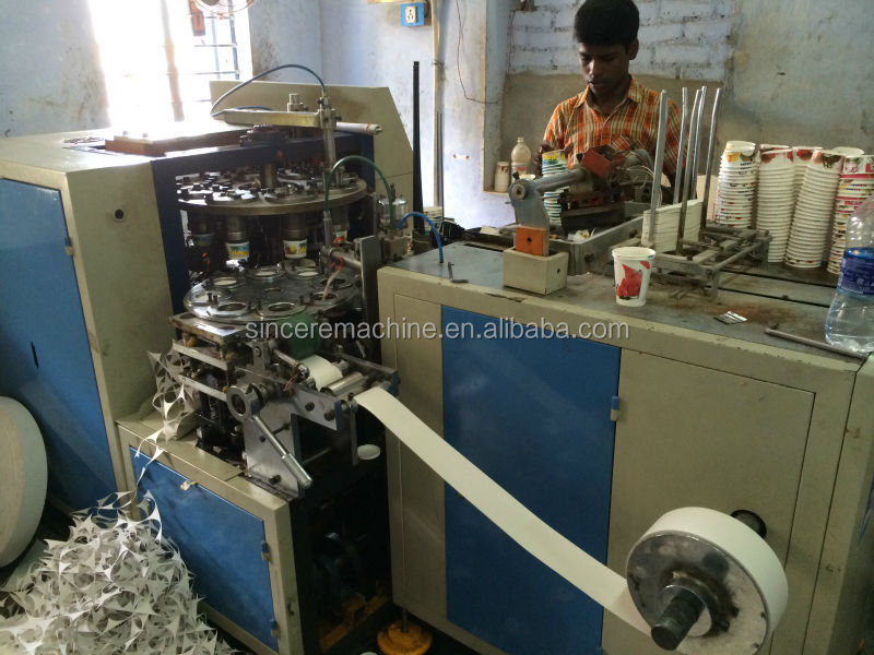 Disposable Paper Plate Machine/ Small Manufacturing Machines At Home - Buy Automatic High Speed Paper Cup Punching And Die Cutting MachinePaper Tea Cup ... & Disposable Paper Plate Machine/ Small Manufacturing Machines At Home ...