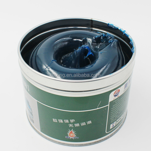 dropping point 240-280 15kg 180kg lubricating grease lithium-besed grease in bucket
