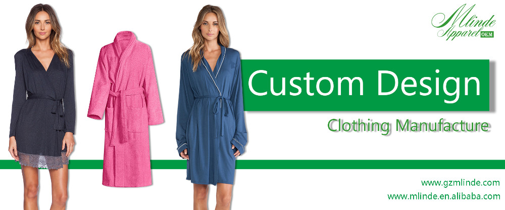 dee19ff9dcb Fashion Sexy Womens Chinese Silk Robe OEM Service Silk Satin Front Open New  Robes For Night