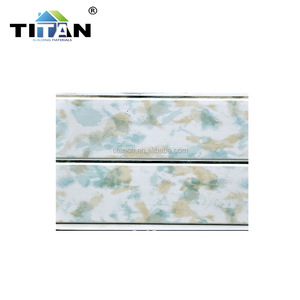 Waterproof Bathroom Wall Covering Panels PVC for Industries