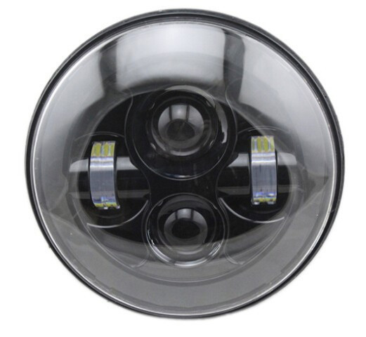 5.75 Inch Harley Parts & Motorcycle Accessories Headlights Round 5 ...