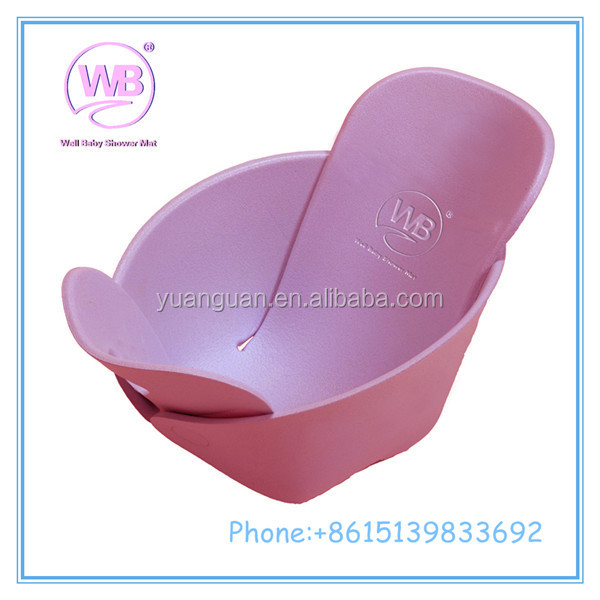 Xpe/nbr Material Baby Bath For Shower/new Design Bath Basin For ...