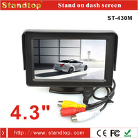 Dvd player for car 4.3 hdmi input car lcd monitor